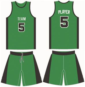 Picture of B185 Basketball Jersey