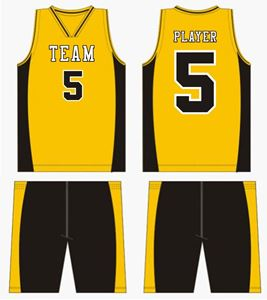 Picture of B186 Basketball Jersey
