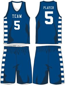 Picture of B195 Basketball Jersey
