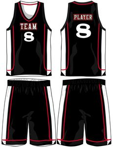 Picture of B199 Basketball Jersey