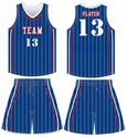 Picture of B289 Basketball Jersey