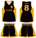 Picture of B293 Basketball Jersey