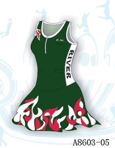 Picture of A8603 Netball Dress