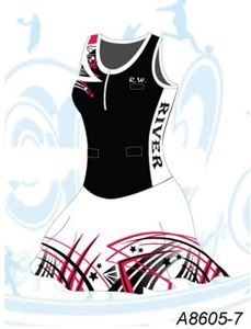 Picture of A8605 Netball Dress