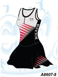 Picture of A8607 Netball Dress